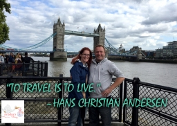 Infertility and Adventures: Visiting England, Scotland, and Ireland